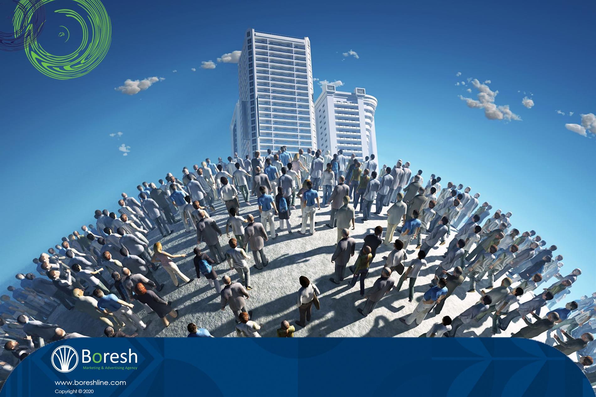 درباره بازاریابی و مدیریت بازار بیشتر بدانیم - گروه برندسازی، تبلیغات،بازاریابی و توسعه کسب و کار برش
