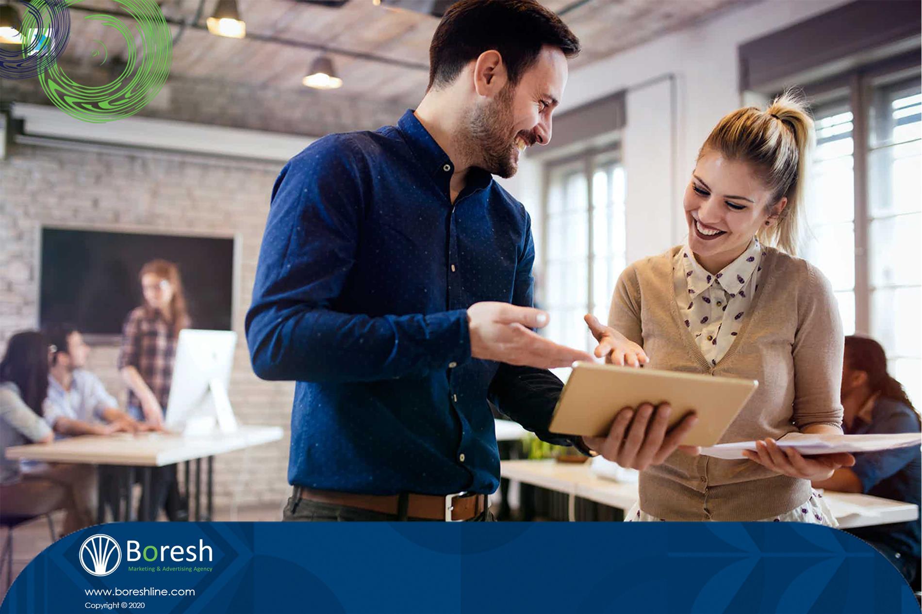 تعریف اولیه بازاریابی چیست ؟ - گروه برندسازی، تبلیغات،بازاریابی و توسعه کسب و کار برش